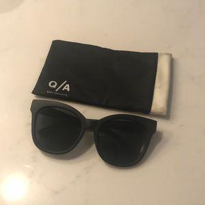 Quay It's My Way Cat Eye Sunglasses